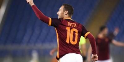 Francesco Totti, AS Roma, Serie A,