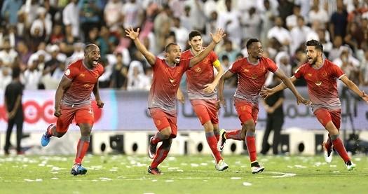 Coupe de l'Emir: Lekhwiya mate Al-Sadd au finish