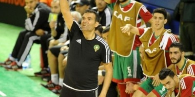 Futsal Maroc, Hicham Dguig,