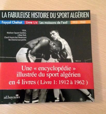 Fabuleuse histoire du sport algérien