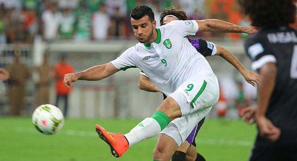 Al - Somah sous les couleur s du Ahli Saudi