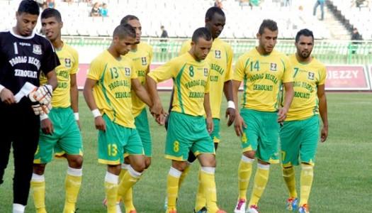 Algérie (L1) : la JS Saoura en Champions League !
