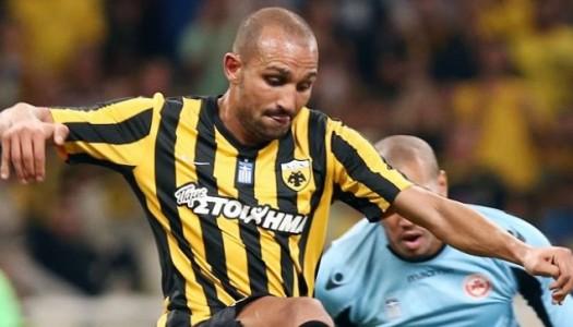 Grèce : Djebbour offre la Coupe à l'AEK Athènes