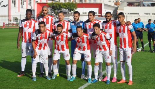 Coupe de la CAF:   Un FUS Rabat insubmersible