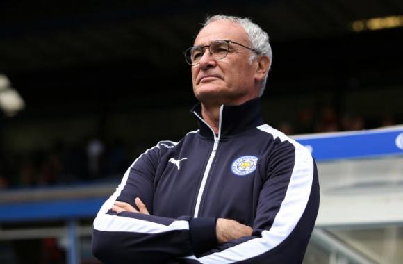 Claudio Ranieri, Leicester City, Premier League,