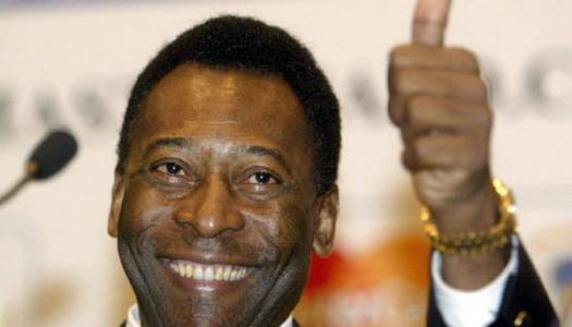 Brésil : Pelé préfère Messi à  Ronaldo