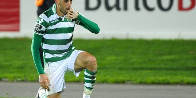 Islam Slimani, Sporting Portugal, Leicester,