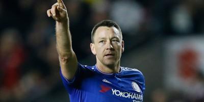 John Terry, Chelsea, Antonio Conte,
