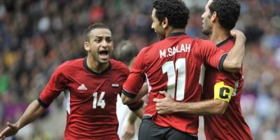 Mohamed Salah, Egypte,