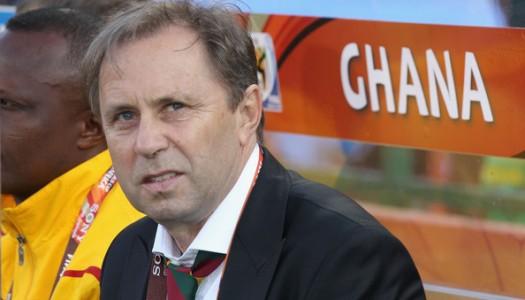 Fennecs : Rajevac succède à Gourcuff