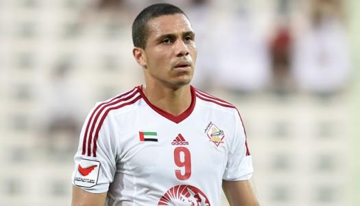 Al Nasr: Wanderley heureux de changer d'ambition