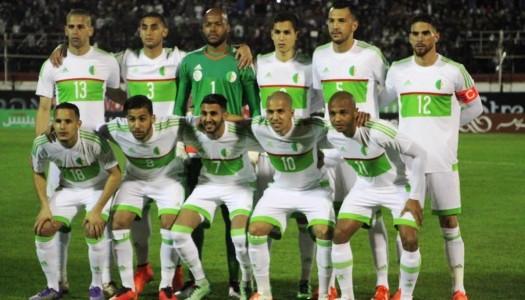 CAN 2017 : l'Algérie doit finir le travail
