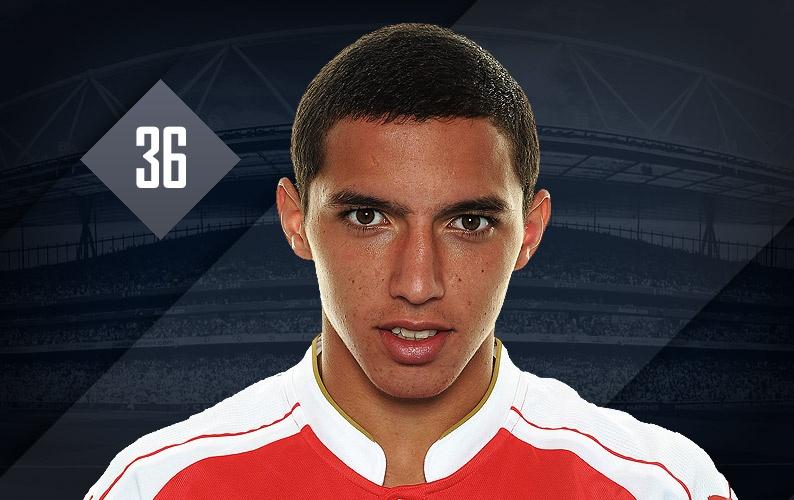 Ismaël Bennacer (photo Arsenal.com)