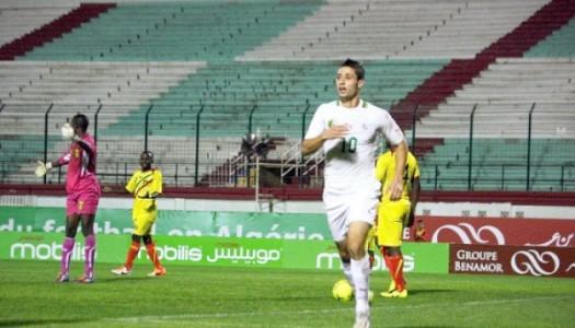 USM Alger:Benkablia arrive de la JS Kabylie