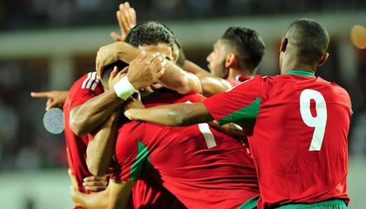 CAN 2017:  Des Lions de l'Atlas bien tranquilles