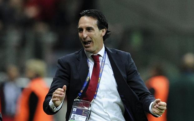 Unai Emery, FC Séville, Paris SG,
