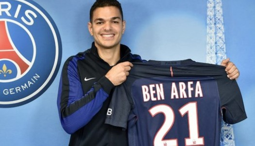 Paris SG:   Hatem Ben Arfa en superstar