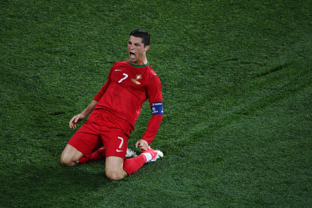 Ronaldo a terrassé le Pays de Galles