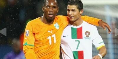 Ronaldo - Drogba