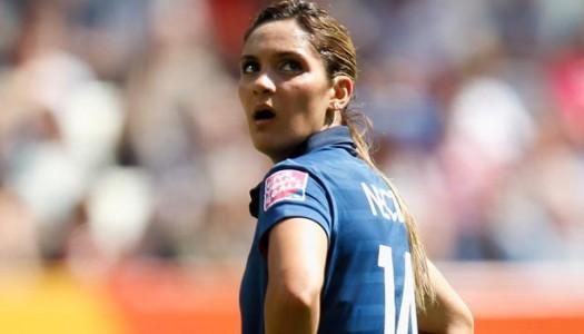 Louisa Nécib: Adieu le foot, vive l'amour !