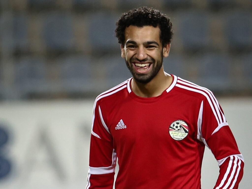 Mohamed Salah, star de l'AS Roma et  des Pharaons