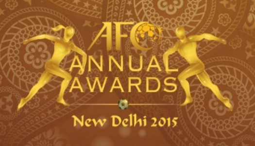 AFC Awards: ce sera à Dubai en 2016