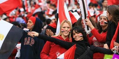 Fans Egypte