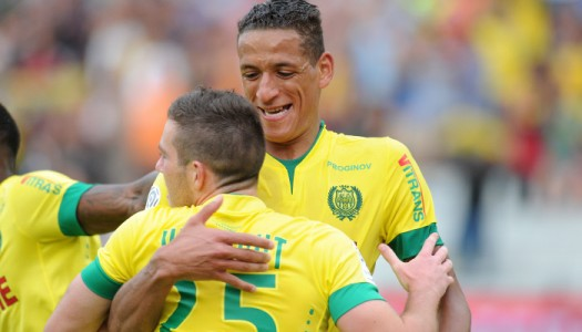 FC Nantes: Yacine Bammou jusqu'en 2022