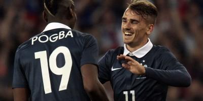 Pogba - Griezmann, jeunesse et talent