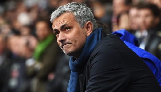 Mais oui, Mourinho a déjà pleuré après une défaite