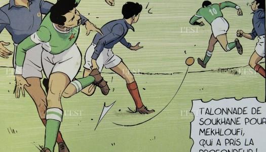 Equipe du FLN :  «Un maillot pour l'Algérie»