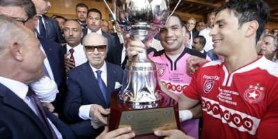 L'ES Sahel vainqueur de la Coupe de Tunisie 2015
