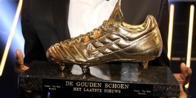 Jupiler League:le Soulier d'or