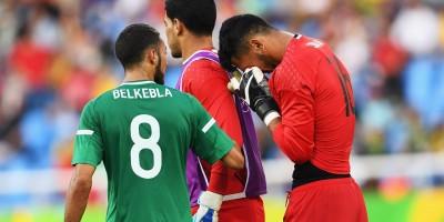 Algérie Honduras (2-3) Photo fifa.com