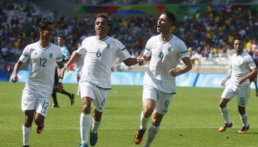 Algérie -Portugal (1-1):  Des  Fennecs bien séduisants