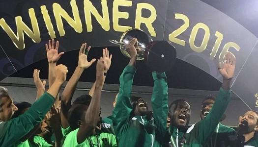 Saudi Super Cup: Victoire d' Al Ahli