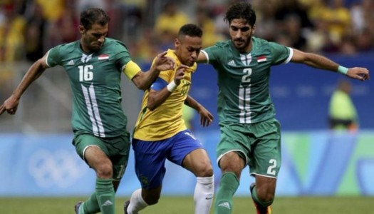 Rio 2016 : L'Irak pour l'exploit, l'Algérie pour l'honneur