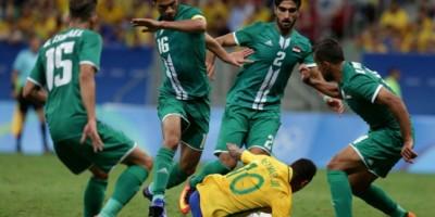 Brésil - Irak, 0-0 (Photo fifa.com)