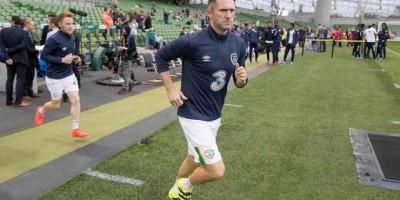 Jubilé pour Keane à l'occasion du match irlande - Oman