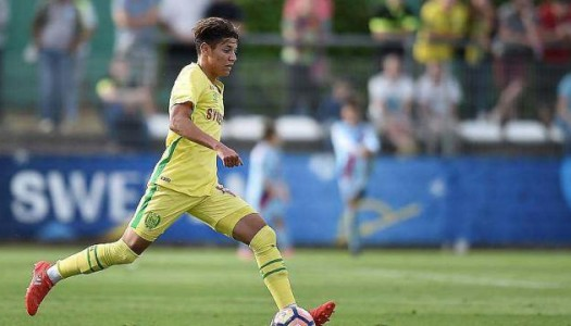 FC Nantes: Amine Harit envoyé en CFA