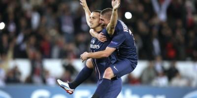 """Verratti """"le Hibou"""" le coeur du jeu parisien"""
