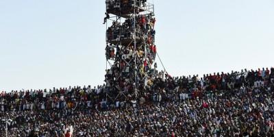 Nigeria - Egypte  à Kaduna en 2015