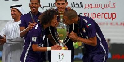 Arabian Gulf Super Cup 2015
