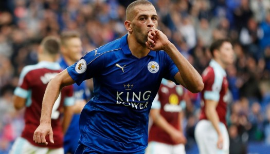 Weekend Story (31): le grand retour de Slimani