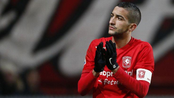 Ziyech acheté 12 millions d'euros par l'Ajax Amsterdam