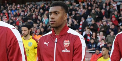 Alex Iwobi ( photo asenal.com)