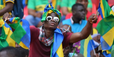 FOOTBALL :  Gabon vs Guinee Equatoriale - CAN 2015 - 25/01/2015