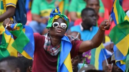 FOOTBALL :  Gabon vs Guinee Equatoriale - CAN 2015 - 25/01/2015