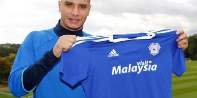 Marouane Chamakh à Cardiff City