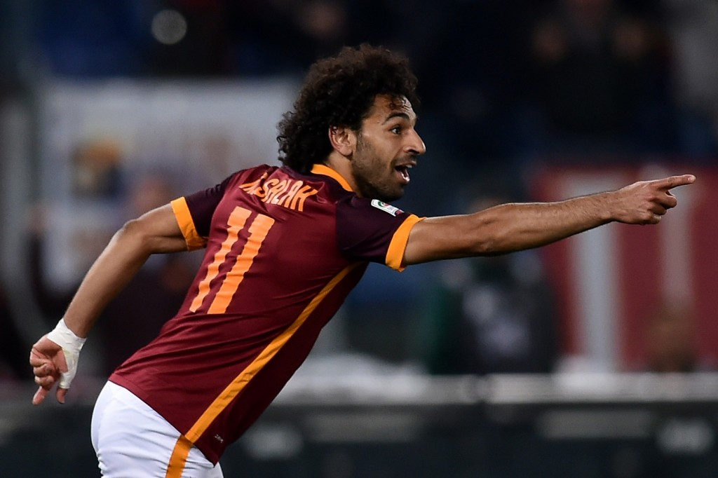 "Mohamed Salah  ""le Magnifique""  dixit Luciano Spalletti (AS Roma)"